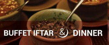 Ramadan Special Iftar & Dinner Buffet